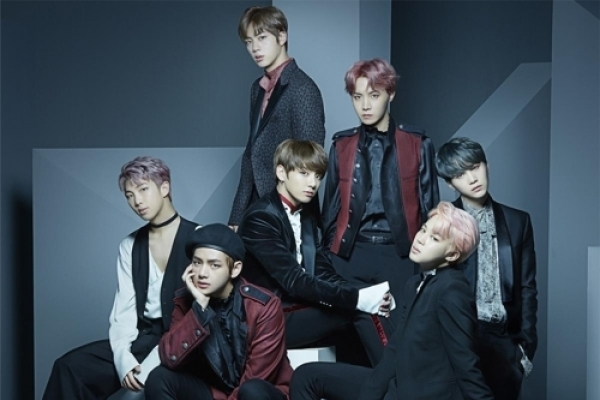 BTS storms Japan's Oricon chart with new mini album