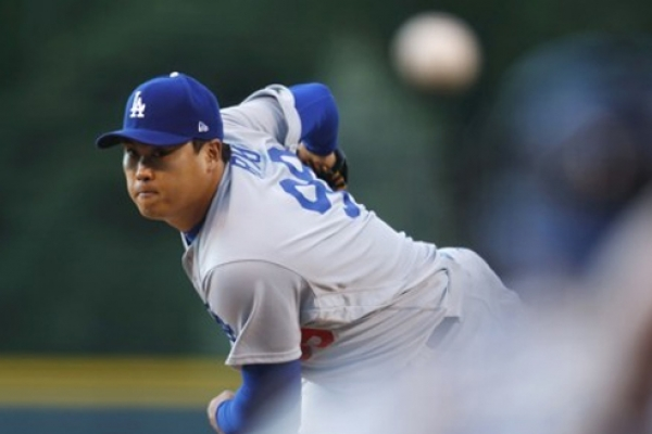 Dodgers' Ryu Hyun-jin rocked by Rockies in return from DL