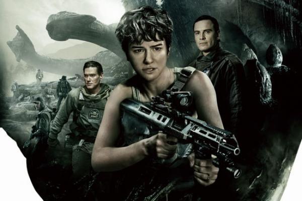 'Alien: Covenant' takes weekend win from 'Guardians 2' in S. Korea