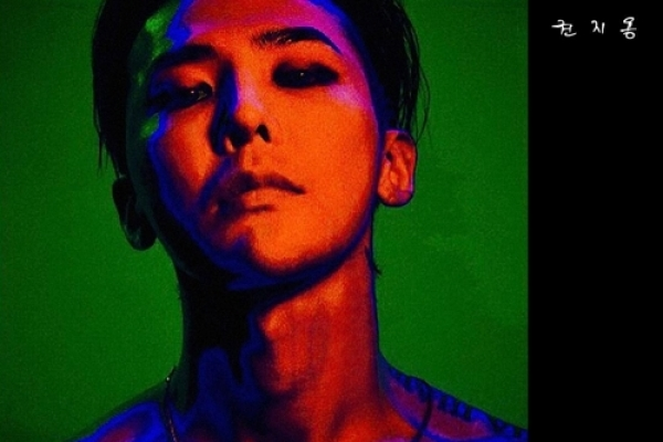 G-Dragon to release new album next month