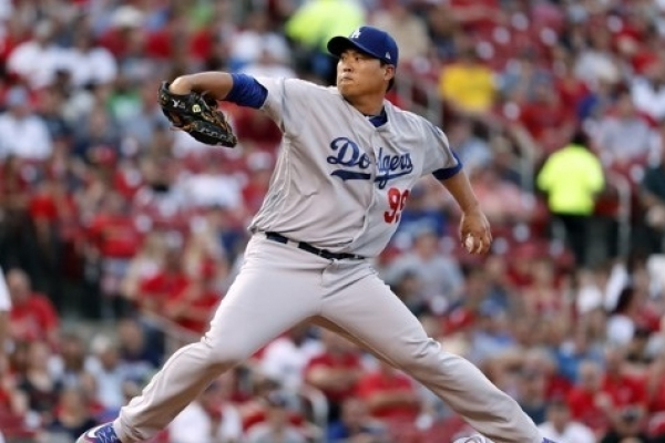 Dodgers' Ryu Hyun-jin solid in return to rotation