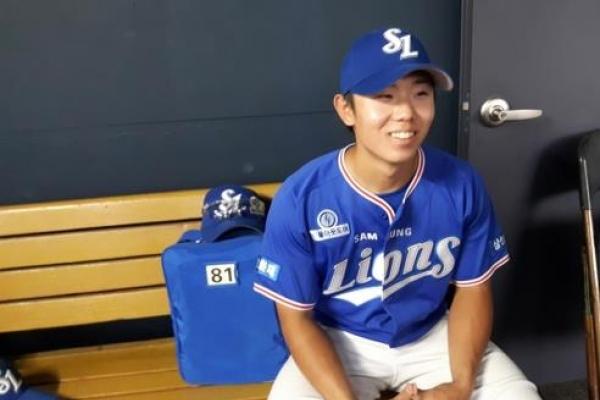 Shortest player in Korean baseball focusing on strengths