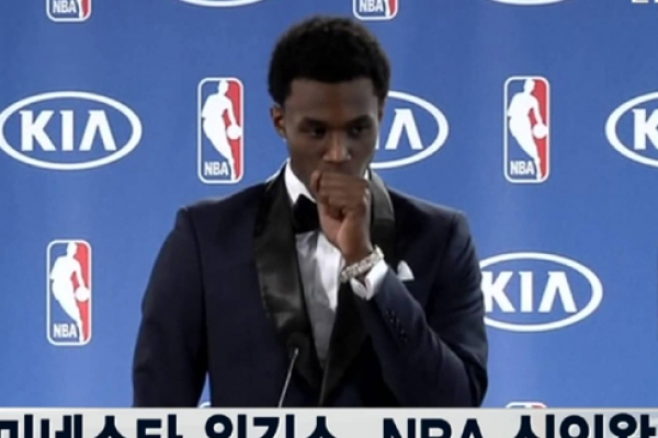 NBA star Andrew Wiggins to visit Korea on corporate tour