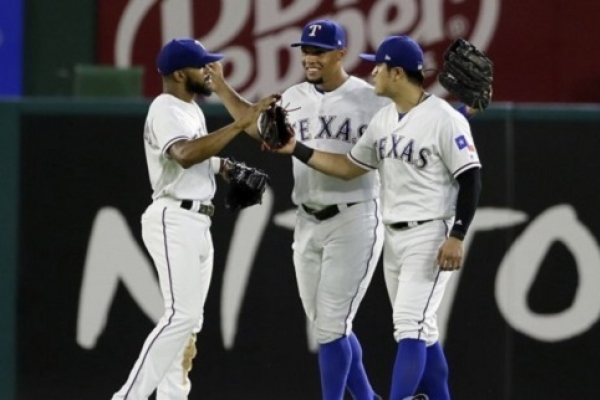 Rangers' Choo Shin-soo belts 10th home run in win
