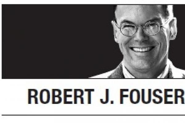 [Robert Fouser] Travels in multicultural Korea