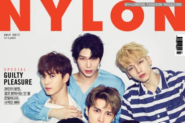 (Photo) VIXX shines on cover of Nylon