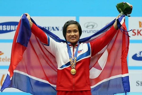 S. Korea to seek NK participation in weightlifting competition