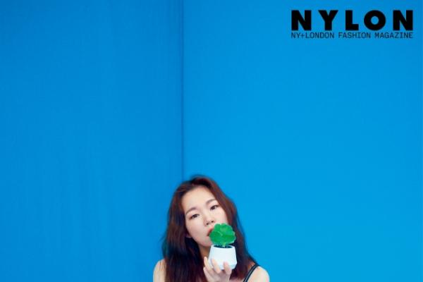 (Photo) Actress Han Ye-ri shows off in Nylon photo shoot