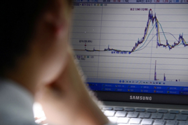 Seoul stocks start lower on profit-taking