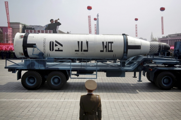 Moon says NK will acquire ICBM tech 'in the not too distant future'
