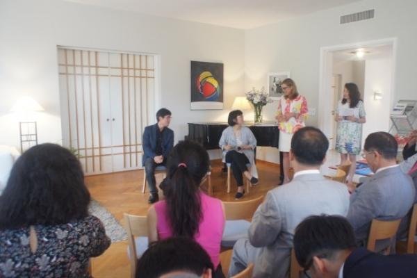 Underdog status pays off for Korean novelist
