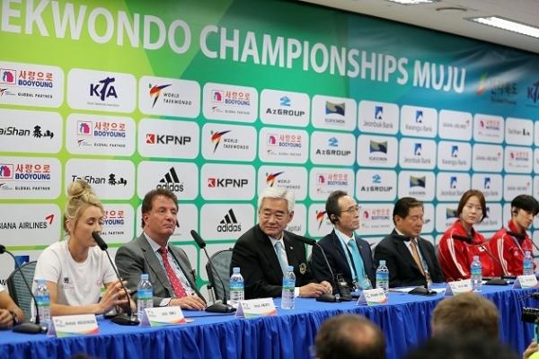 Athletes welcome new rules in taekwondo