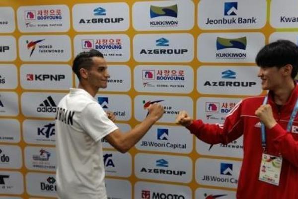 Olympic taekwondo stars eager to renew rivalry at world championships