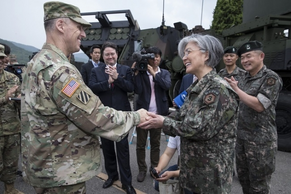 S. Korea-US alliance stands at 'critical juncture' amid threats from NK