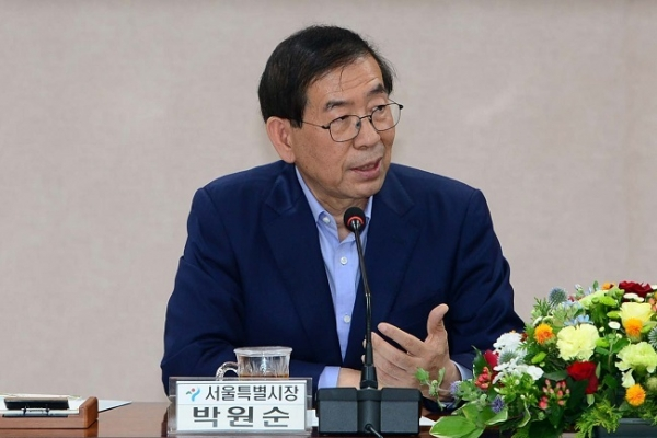 Seoul mayor proposes reviving Seoul-Pyongyang football exchanges
