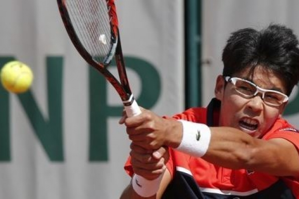 Chung Hyeon to skip Wimbledon with ankle injury