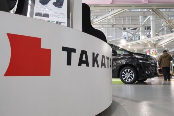 [Newsmaker] Takata files for bankruptcy, overwhelmed by air bag recalls