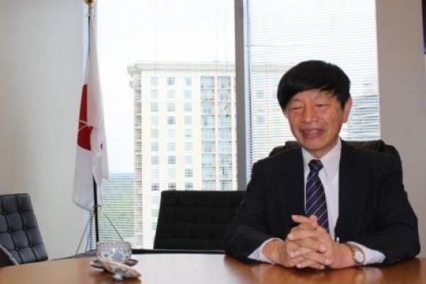 Japanese diplomat under fire for calling sexual slavery victims 'paid prostitutes'