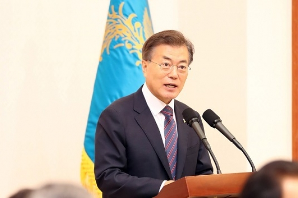 Korean president to attend G20 summit in Germany: Cheong Wa Dae