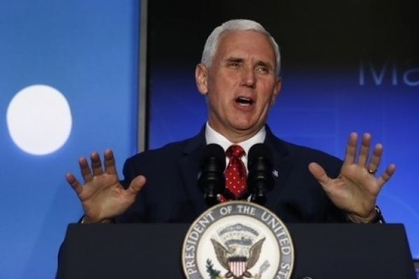 Pence praises India for commitment to increase pressure on N. Korea