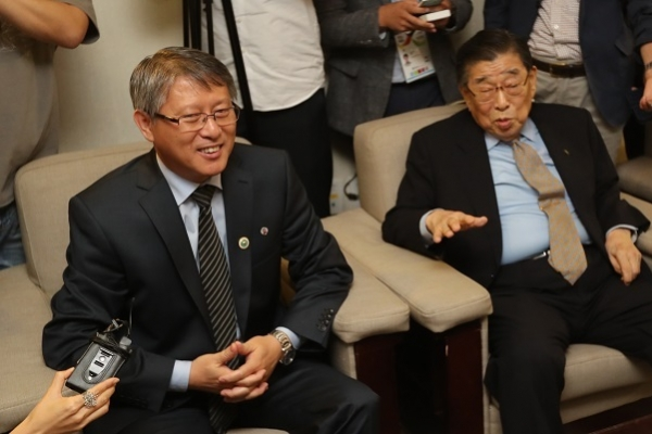 N. Korean official says 2 taekwondo bodies should integrate