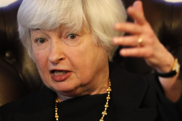 Yellen: No new financial crisis in 'our lifetimes'