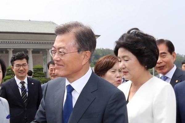 Moon-Trump meeting to focus on alliance, N. Korea