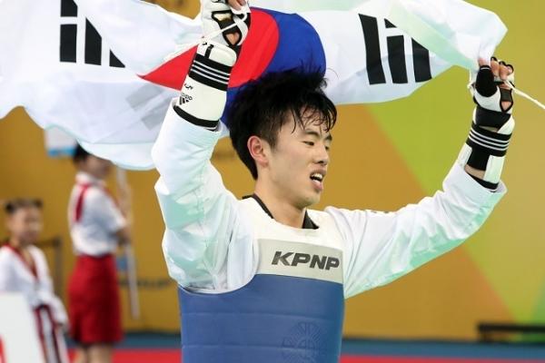 Surprise world taekwondo champion eyes 2020 Olympics