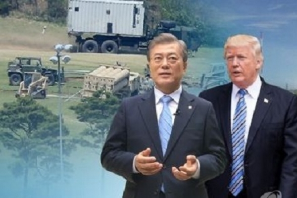 White House: THAAD no major topic for Moon's summit with Trump