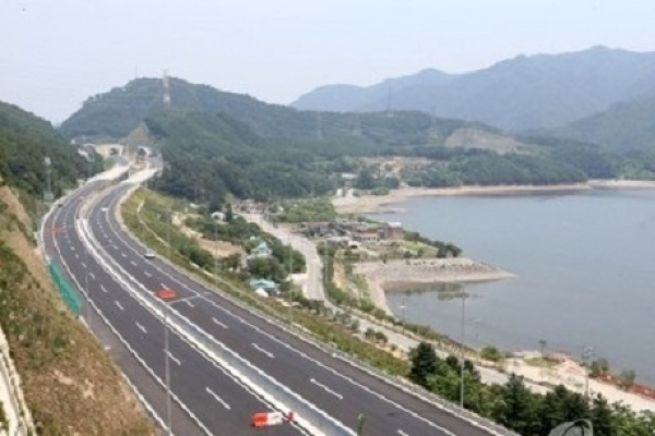 Highway to make it easier for Seoulites to reach East Sea