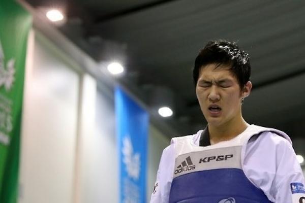 In Kyo-don earns bronze at taekwondo worlds
