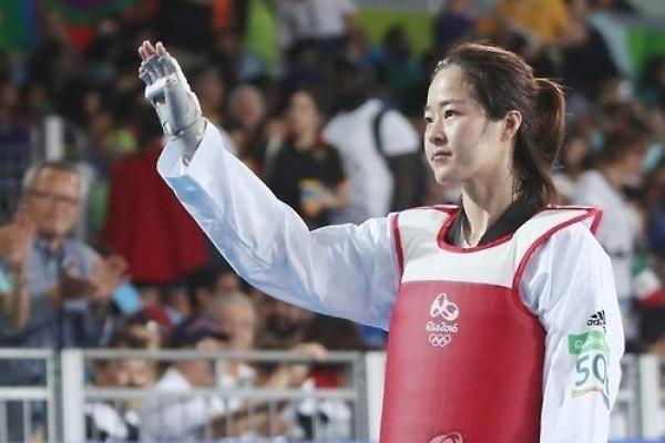 Oh Hye-ri takes silver at taekwondo world championships