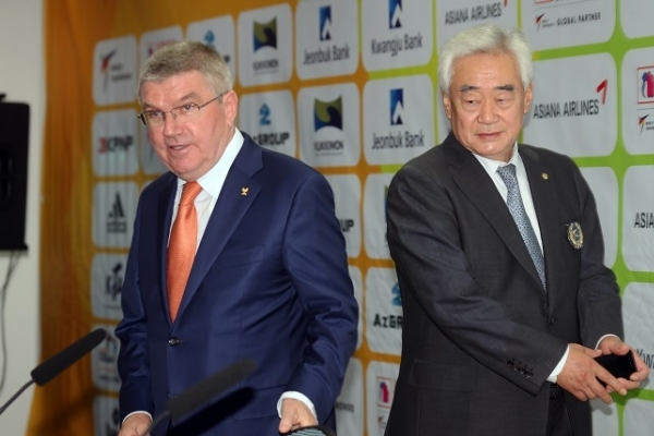 Taekwondo bodies agree to hold joint performance at 2018 Winter Olympics