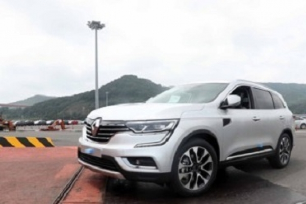Renault Samsung aims to export 40,000 QM6 SUVs this year
