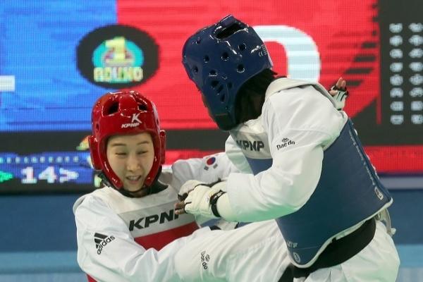 Kim So-hee takes bronze at taekwondo worlds