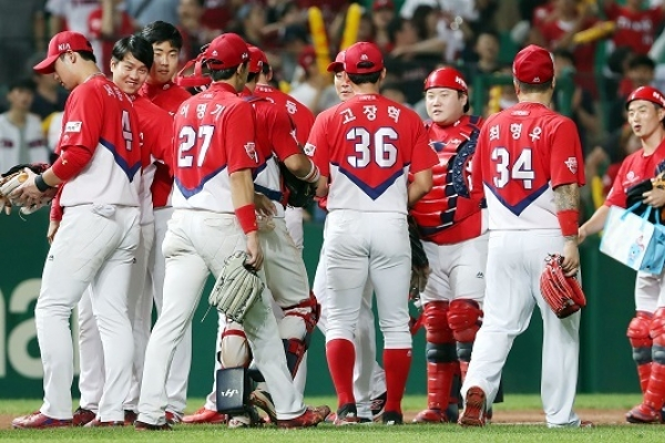 Longest double-digit runs scored streak in Korean baseball ends at 8