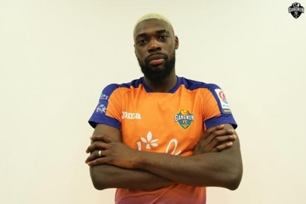 Korean football club Gangwon FC sign French striker
