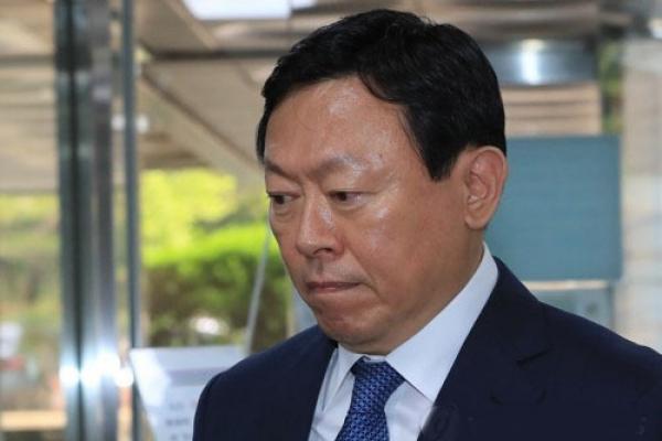 Lotte chief vows transparent management structure