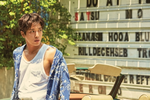 [Photo News] CNBLUE's Jung Yong-hwa unveils images for new EP