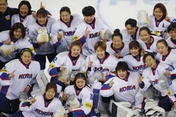 Korea to host Sweden in women's hockey friendlies