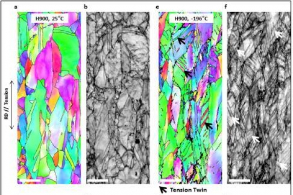 Scientists develop alloys that can withstand extreme low temps