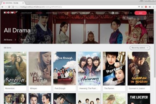 Three major TV networks open joint streaming service for American 'hallyu' fans