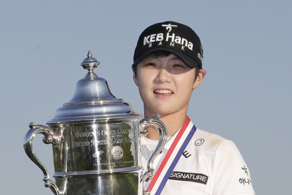 [Newsmaker] Park Sung-hyun wins US Women's Open