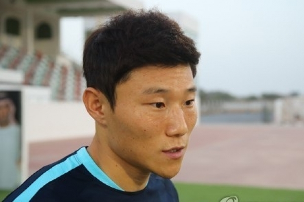 Korean winger in China hoping for nat'l football team call-up