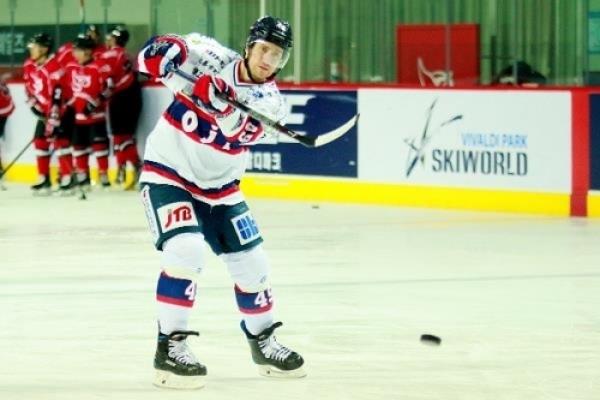 Ex-NHL forward Matt Murley signs with Korean club