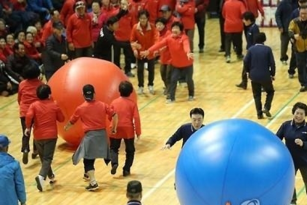 Moon govt. aims to enhance sports participation, accessibility