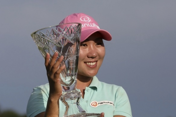Korean Kim In-kyung picks up 2nd LPGA win of 2017