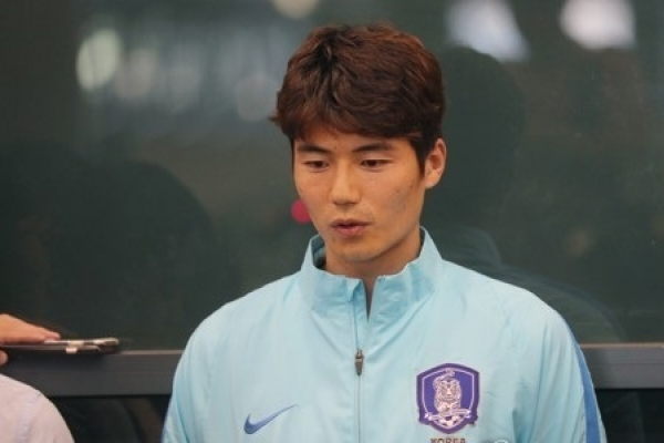Injured Korean midfielder to return to EPL club this week