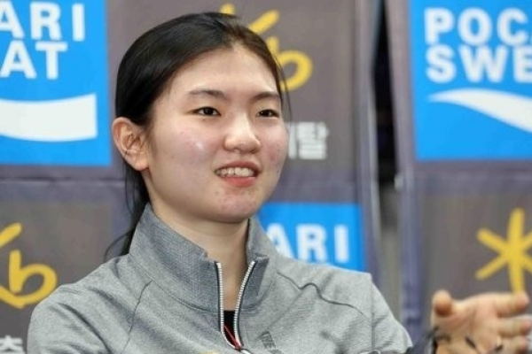 Korea's two leading short track stars say PyeongChang 2018 pressure no problem