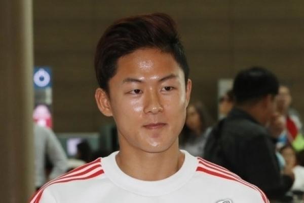 Korean football prospect decides to join FC Barcelona B team training